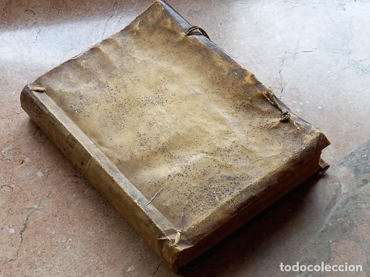 Libros antiguos: HISTORIA GENERAL DE FRANCIA - TOMO III : SUCCESSION DE SUS MONARCAS - MADRID - MDCCLX. - Foto 3 - 269831233