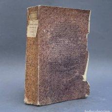 Libros antiguos: 1818 - MEMOIRES SUR LA VIE DE BENJAMIN FRANKLIN - VIDA DEL PRESIDENTE DE LOS ESTADOS UNIDOS. Lote 270259678