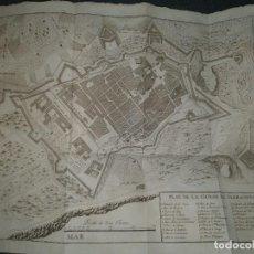 Libros antiguos: 1769 ESPAÑA SAGRADA: ANTIGÜEDADES E IGLESIA DE TARRAGONA. TOMO XXIV.. Lote 271146513