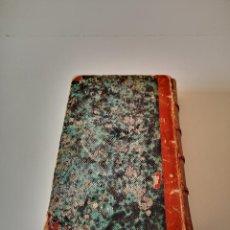 Libros antiguos: 1868 HISTORIA DE LA GUERRA CIVIL LIBERAL Y CARLISTA LA REGENCIA DE ESPARTERO TOMO I. Lote 271150033