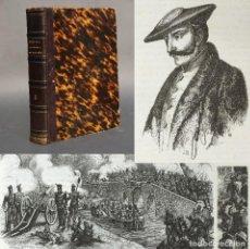Libros antiguos: AÑO 1851 - GUERRA DE INDEPENDENCIA - TRAFALGAR - GUERRAS CARLISTAS - HISTORIA DE ESPAÑA. Lote 271502918
