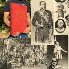 Libros antiguos: OBRA MAGNA - LA ILUSTRACION ESPAÑOLA Y AMERICANA - AÑO 1893 - DESCUBRIMIENTO DE AMERICA - 4º CENTENA. Lote 271508228