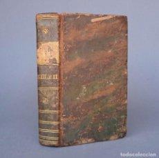 Libros antiguos: AÑO 1748 - GUERRAS DE FLANDES - ALEJANDRO FARNESIO - TERCERA DECADA, DE LO QUE HIZÒ EN FRANCIA ALEXA. Lote 271544293