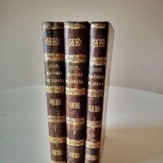 Libros antiguos: MUY RARO 1855 HISTORIA GENERAL DE ESPAÑA CON MUCHOS GRABADOS PADRE MARIANA BUEN ESTADO EN GENERAL. Lote 276659493