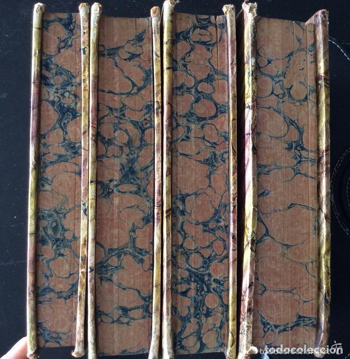 Libros antiguos: REVOLUCION FRANCESA P. Mellado. Madrid, 1845 -. ,INCOMPLETA 4 TOMOS REVOLUCION FRANCESA P. Mellado. - Foto 3 - 276671818