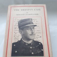 Libros antiguos: THE DREYFUS CASE, ARMAND CHARPENTIER, INGLÉS, 1935. Lote 277418583