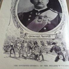 Libros antiguos: HISTORIA DE LAS FILIPINAS.GUERRA ESPAÑA ESTADOS UNIDOS. CUBA PUERTO RICO. 1898.EN INGLES.406PAGINAS. Lote 278162858