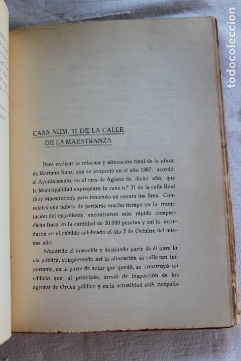 Libros antiguos: CATALOGO DE LOS BIENES DE PROPIOS DEL AYUNTAMIENTO CARTAGENA 1924 - Foto 12 - 278184033