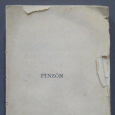 Libros antiguos: 1892.- PINZON EN EL DESCUBRIMIENTO DE LAS INDIAS. CESAREO FERNANDEZ DURO. Lote 278508353