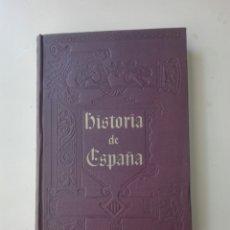 Libros antiguos: HISTORIA DE ESPAÑA LAFUENTE TOMO 15 MONTANER SIMON. Lote 278760883