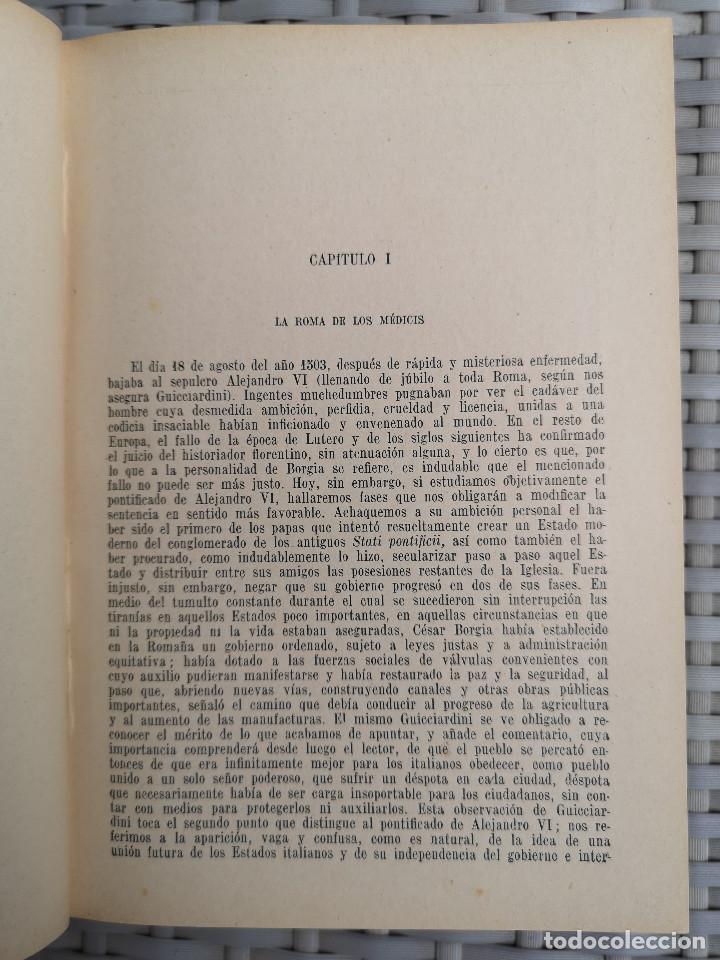Libros antiguos: LIBRO - EDITORIAL RAMON SOPENA - 1935 - HISTORIA DEL MUNDO EDAD MODERNA - TOMO II LA REFORMA - Foto 5 - 287816408