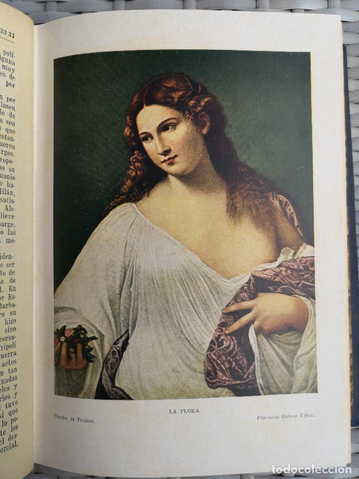 Libros antiguos: LIBRO - EDITORIAL RAMON SOPENA - 1935 - HISTORIA DEL MUNDO EDAD MODERNA - TOMO II LA REFORMA - Foto 7 - 287816408