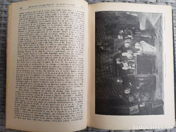 Libros antiguos: LIBRO - EDITORIAL RAMON SOPENA - 1935 - HISTORIA DEL MUNDO EDAD MODERNA - TOMO II LA REFORMA - Foto 8 - 287816408