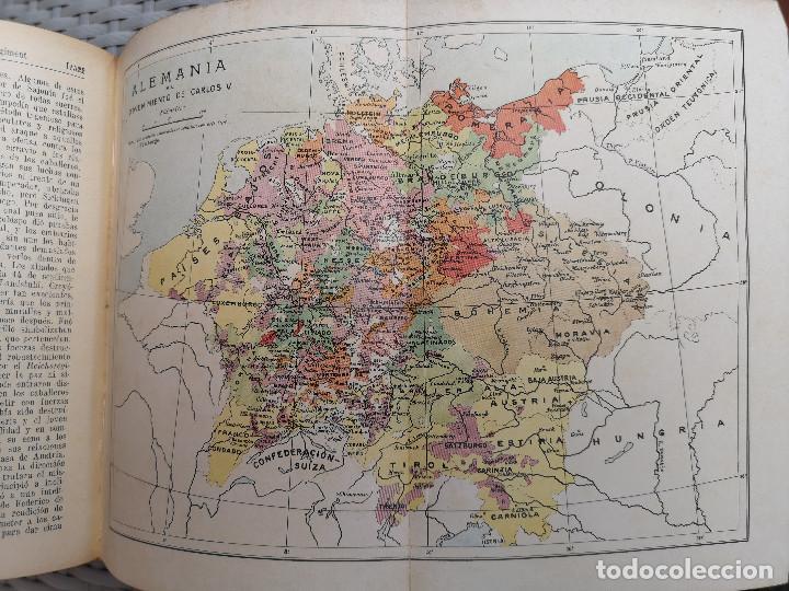 Libros antiguos: LIBRO - EDITORIAL RAMON SOPENA - 1935 - HISTORIA DEL MUNDO EDAD MODERNA - TOMO II LA REFORMA - Foto 9 - 287816408