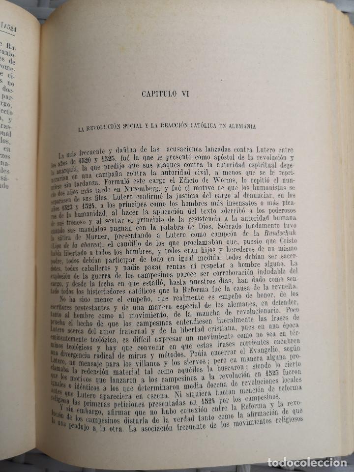 Libros antiguos: LIBRO - EDITORIAL RAMON SOPENA - 1935 - HISTORIA DEL MUNDO EDAD MODERNA - TOMO II LA REFORMA - Foto 11 - 287816408