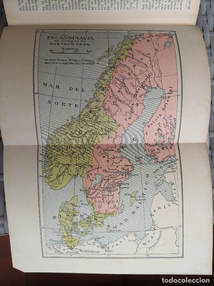 Libros antiguos: LIBRO - EDITORIAL RAMON SOPENA - 1935 - HISTORIA DEL MUNDO EDAD MODERNA - TOMO II LA REFORMA - Foto 12 - 287816408