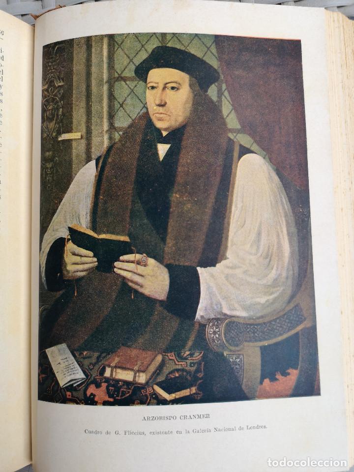 Libros antiguos: LIBRO - EDITORIAL RAMON SOPENA - 1935 - HISTORIA DEL MUNDO EDAD MODERNA - TOMO II LA REFORMA - Foto 13 - 287816408