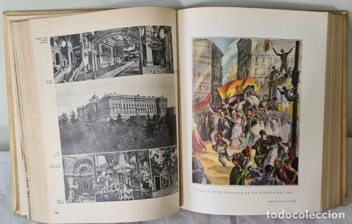 Libros antiguos: HISTORIA DE LA CRUZADA ESPAÑOLA. VVAA. EDICIONES ESPAÑOLAS. 6 TOMOS. 1939/1941. - Foto 4 - 288940988