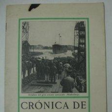 Libros antiguos: CRÓNICA DE LA GUERRA. MES DE SEPTIEMBRE DE 1915. CON FOTOGRAFÍAS. 44 PÁG.. Lote 20197967