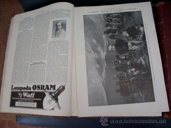 Libros antiguos: LILLUSTRAZIONE ITALIANA - AÑO 1914 - 2 TOMOS (AÑO COMPLETO) - ENVÍO GRATIS - Foto 5 - 23941672