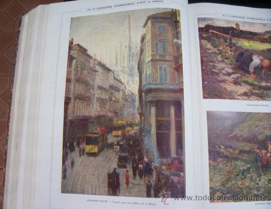Libros antiguos: LILLUSTRAZIONE ITALIANA - AÑO 1914 - 2 TOMOS (AÑO COMPLETO) - ENVÍO GRATIS - Foto 9 - 23941672
