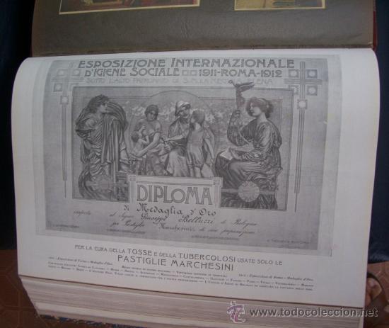 Libros antiguos: LILLUSTRAZIONE ITALIANA - AÑO 1914 - 2 TOMOS (AÑO COMPLETO) - ENVÍO GRATIS - Foto 13 - 23941672