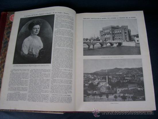 Libros antiguos: LILLUSTRAZIONE ITALIANA - AÑO 1914 - 2 TOMOS (AÑO COMPLETO) - ENVÍO GRATIS - Foto 22 - 23941672