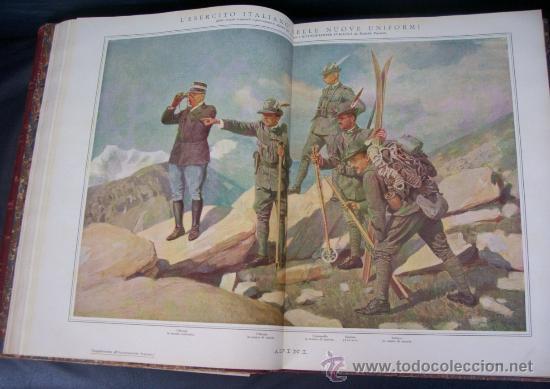 Libros antiguos: LILLUSTRAZIONE ITALIANA - AÑO 1914 - 2 TOMOS (AÑO COMPLETO) - ENVÍO GRATIS - Foto 24 - 23941672