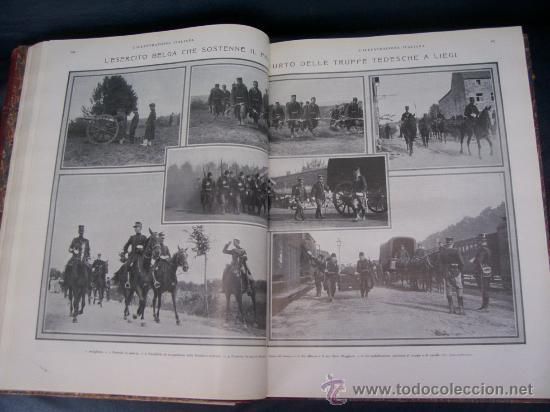 Libros antiguos: LILLUSTRAZIONE ITALIANA - AÑO 1914 - 2 TOMOS (AÑO COMPLETO) - ENVÍO GRATIS - Foto 25 - 23941672
