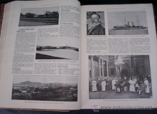 Libros antiguos: LILLUSTRAZIONE ITALIANA - AÑO 1914 - 2 TOMOS (AÑO COMPLETO) - ENVÍO GRATIS - Foto 26 - 23941672