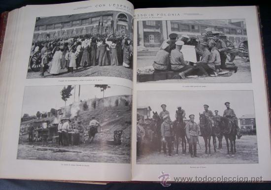 Libros antiguos: LILLUSTRAZIONE ITALIANA - AÑO 1914 - 2 TOMOS (AÑO COMPLETO) - ENVÍO GRATIS - Foto 27 - 23941672