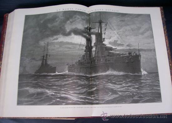 Libros antiguos: LILLUSTRAZIONE ITALIANA - AÑO 1914 - 2 TOMOS (AÑO COMPLETO) - ENVÍO GRATIS - Foto 28 - 23941672