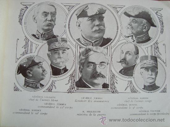 Libros antiguos: (378) SOUVENIR DES GRANDES MANOEUVRES DE 1912 - Foto 2 - 31774139
