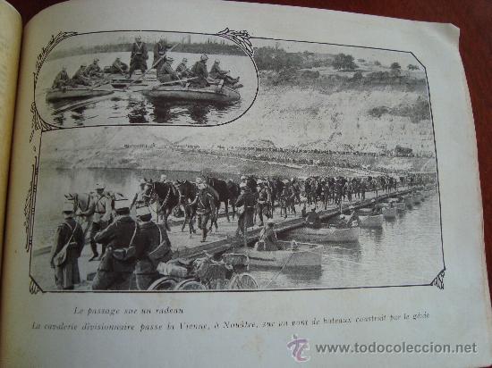 Libros antiguos: (378) SOUVENIR DES GRANDES MANOEUVRES DE 1912 - Foto 5 - 31774139