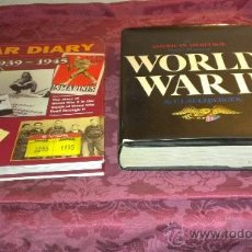 Libros antiguos: DOS LIBROS SOBRE LA SEGUNDA GUERRA MUNDIAL .. Lote 35323127