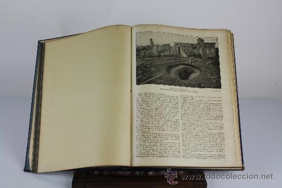 Libros antiguos: 6065 - DIE GROSE BEIT ILUSTRIERTE. VV,AA, EDIT. VERLAG ULLSTEIN. 2 TOMOS. 1915. - Foto 2 - 38509992