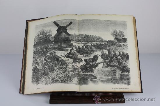 Libros antiguos: 6065 - DIE GROSE BEIT ILUSTRIERTE. VV,AA, EDIT. VERLAG ULLSTEIN. 2 TOMOS. 1915. - Foto 5 - 38509992