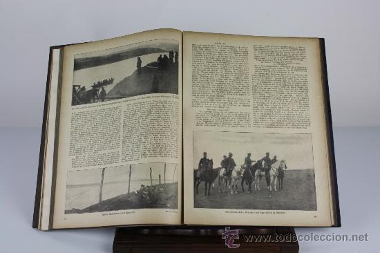 Libros antiguos: 6065 - DIE GROSE BEIT ILUSTRIERTE. VV,AA, EDIT. VERLAG ULLSTEIN. 2 TOMOS. 1915. - Foto 6 - 38509992