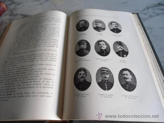 Libros antiguos: LA GUERRA EUROPEA 1914-1915 GONZALO CALVO Y JOSE BRISSA EDIT. MAUCCI 1920 TOMO TERCERO - Foto 4 - 39219699