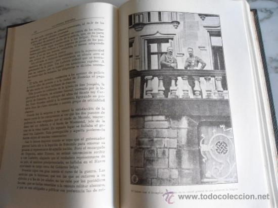Libros antiguos: LA GUERRA EUROPEA 1914-1915 GONZALO CALVO Y JOSE BRISSA EDIT. MAUCCI 1920 TOMO TERCERO - Foto 7 - 39219699