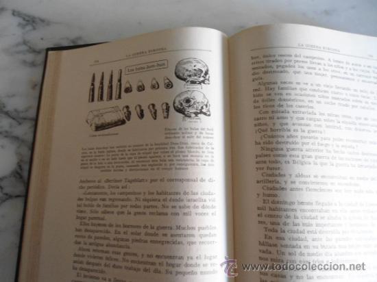 Libros antiguos: LA GUERRA EUROPEA 1914-1915 GONZALO CALVO Y JOSE BRISSA EDIT. MAUCCI 1920 TOMO TERCERO - Foto 8 - 39219699