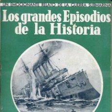 Libros antiguos: J. SPLESS : SUBMARINOS (IBERIA, 1932) CON FOTOGRAFÍAS. Lote 43513805