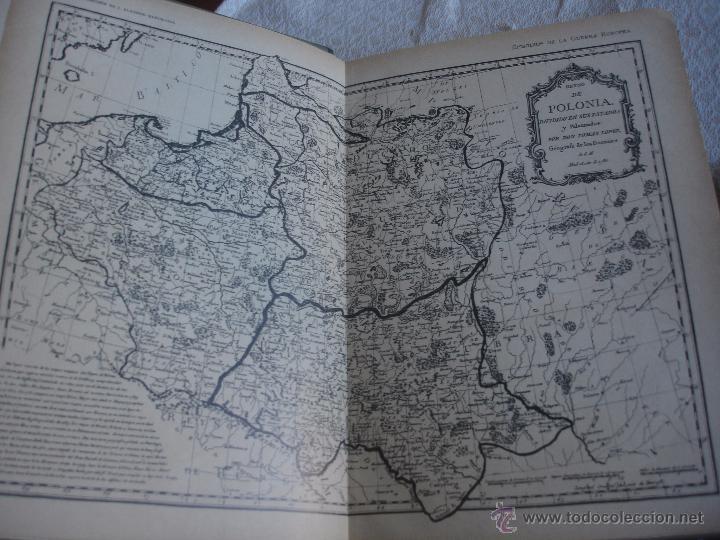 Libros antiguos: Episodios de la Guerra Europea - Foto 10 - 48391113