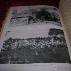 Libros antiguos: LIBRO GUERRA EUROPEA 1914. Lote 52443592