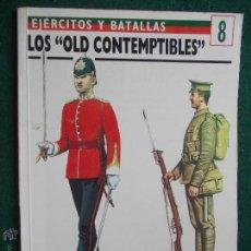 Libros antiguos: EJERCITOS Y BATALLLAS Nº8. Lote 52501895