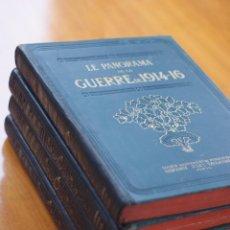 Libros antiguos: LE PANORAME DE LA GUERRE DE 1914-15. Lote 55150306