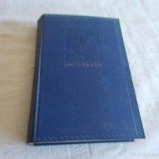 Libros antiguos: MIS AVENTURAS DE GUERRA EN EL MAR 1914-1918 LAUTERBACH. Lote 55690351