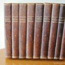 Libros antiguos: HISTORIA DE LA GUERRA EUROPEA DE 1914.VICENTE BLASCO IBAÑEZ.OBRA COMPLETA 9 TOMOS. Lote 56307823