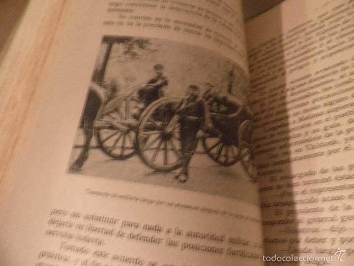 Libros antiguos: EPISODIOS DE LA GUERRA EUROPEA TOMO 2º, PEREZ CARRASCO JULIAN, 1918 - Foto 6 - 218878783