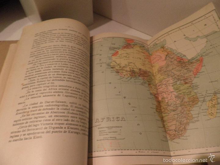 Libros antiguos: EPISODIOS DE LA GUERRA EUROPEA TOMO 2º, PEREZ CARRASCO JULIAN, 1918 - Foto 7 - 218878783